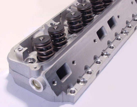 Stealth Aluminum Cylinder Head - COMPLETE - SINGLE HEAD-440 Source